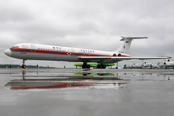 Ficheiro:Ilyushin Il-62M, MChS Rossii - Russia Ministry ...
