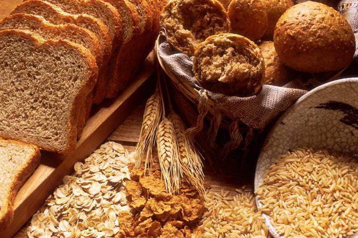 Alimentos para bajar de peso: Cereales integrales
