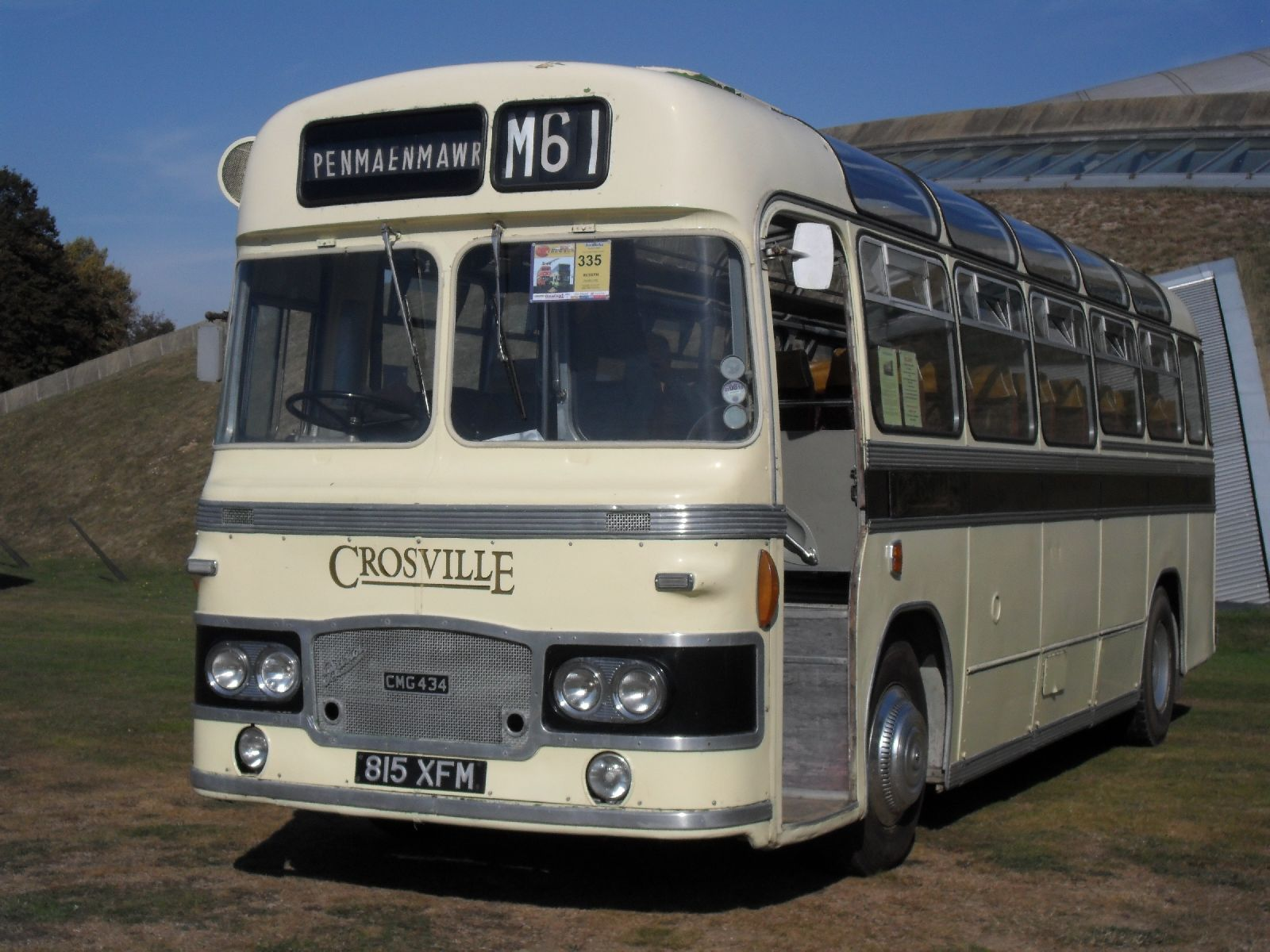 File Crosville Coach Cmg434 815 Xfm Showbus Rally