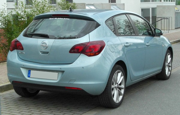 File:Opel Astra J rear 20100515.jpg