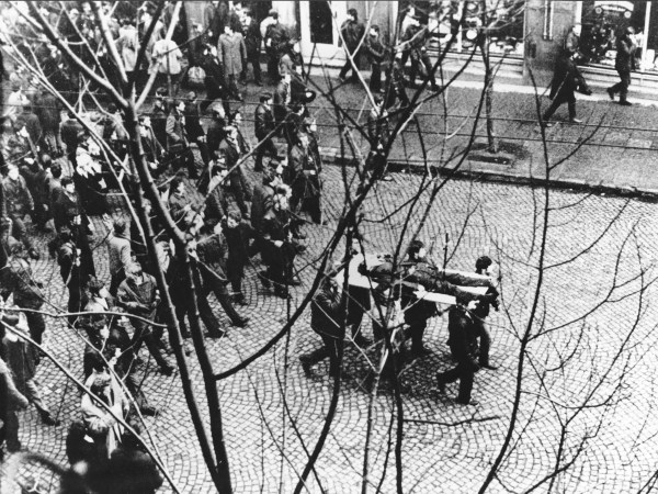 1970 Polish protests - Wikipedia