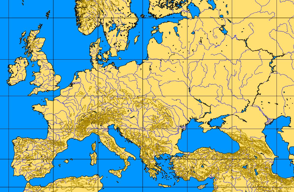 A Blank Map Thread