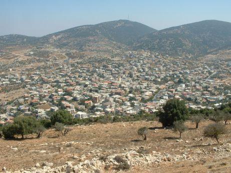 hurfeish native village of lt. col. kheireddine