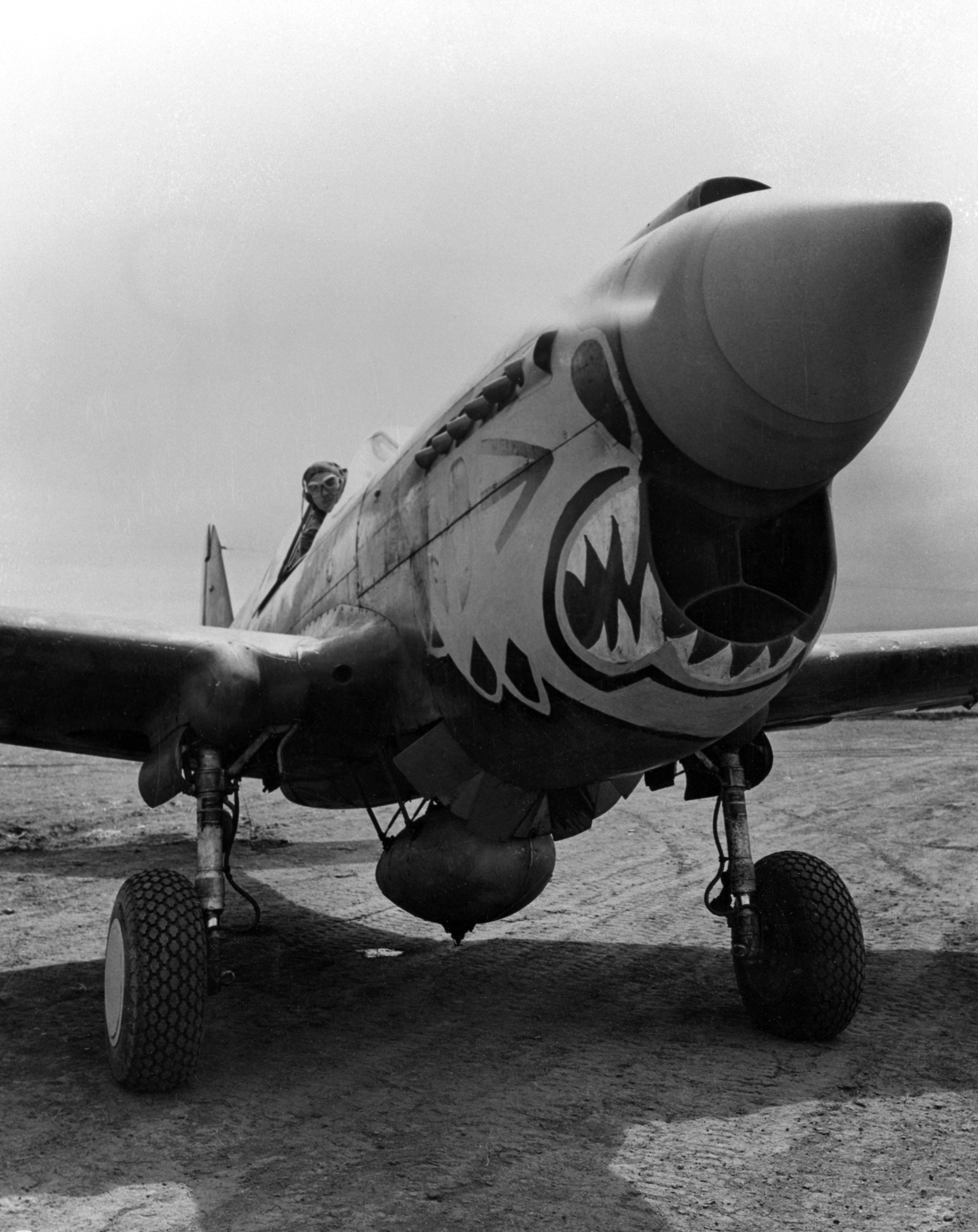 File P 40 Warhawk