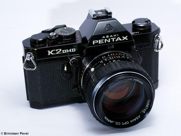 Pentax K2 DMD — Википедия