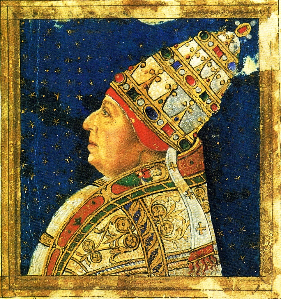 Pope Alexander VI played an important role in ...