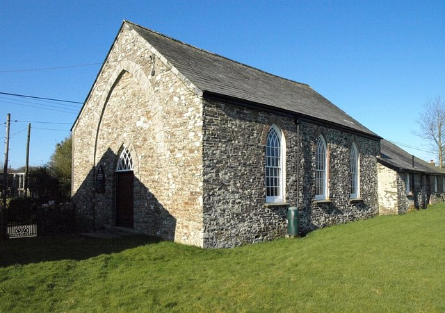 Tremail Methodist Church