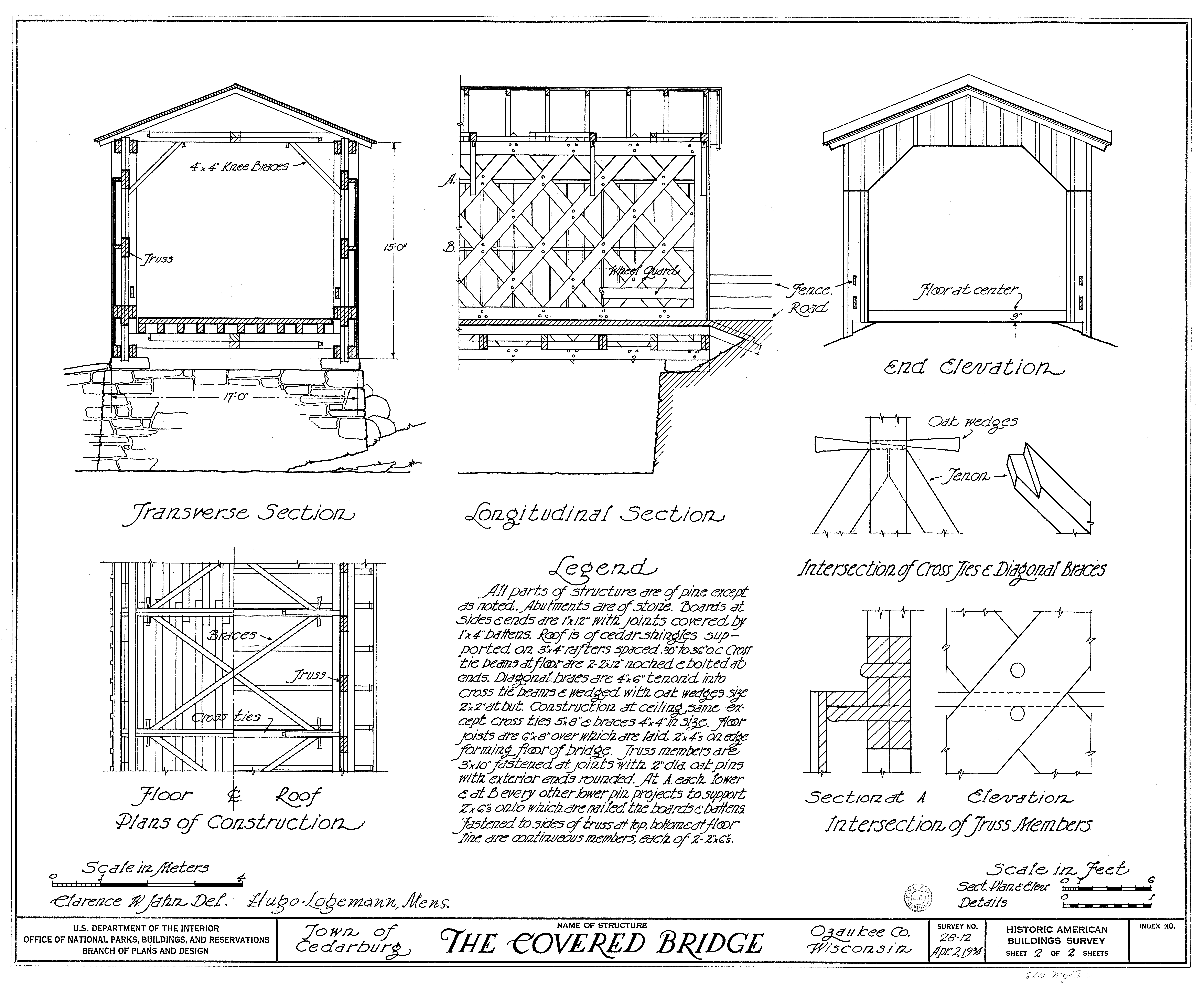 File Historic American Buildings Survey Sketch Of Covered