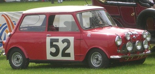 1964 austin cars » File Mini Cooper S 1964 2 jpg   Wikimedia Commons File Mini Cooper S 1964 2 jpg