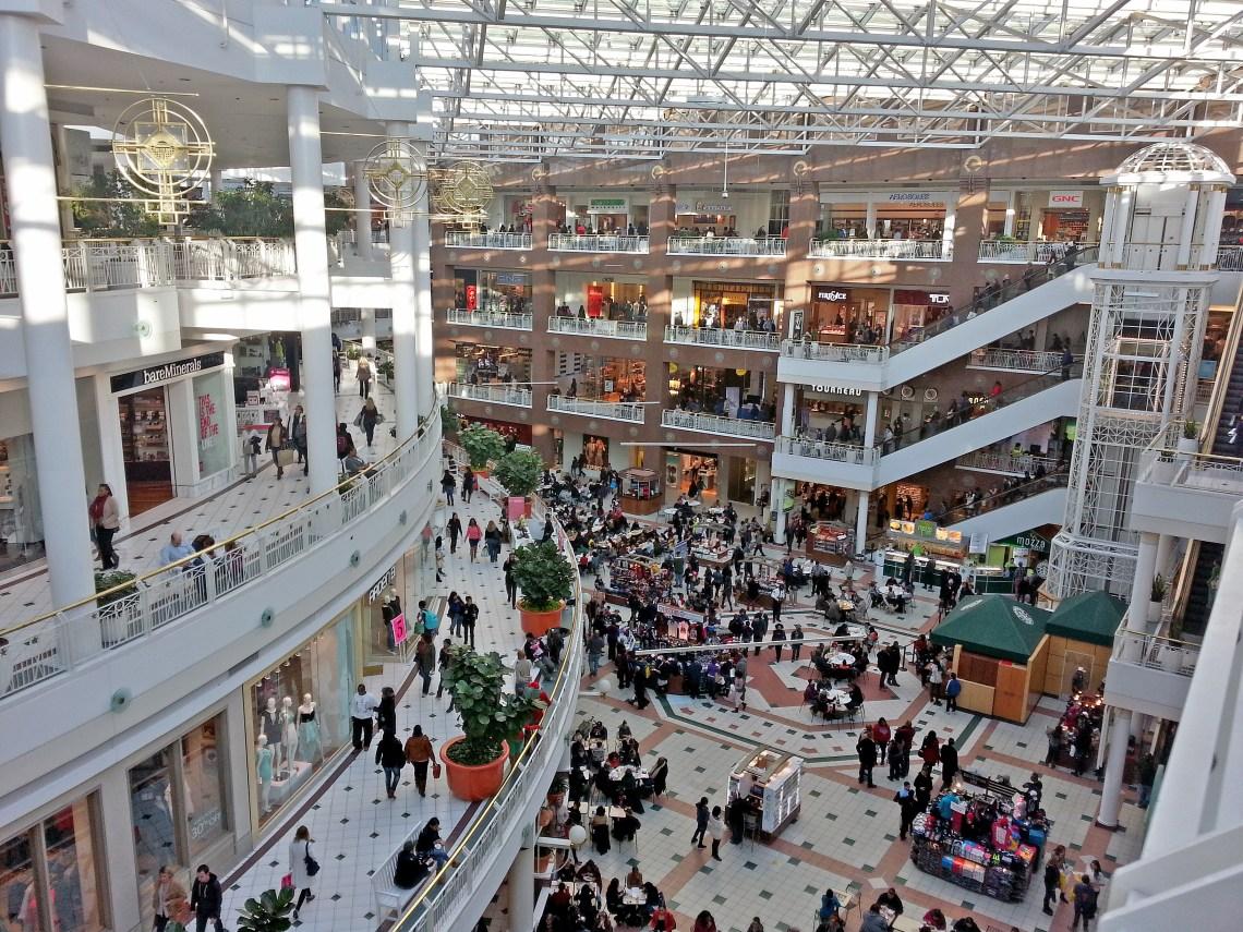 The Fashion Centre at Pentagon City Fashion Square Mall Movies