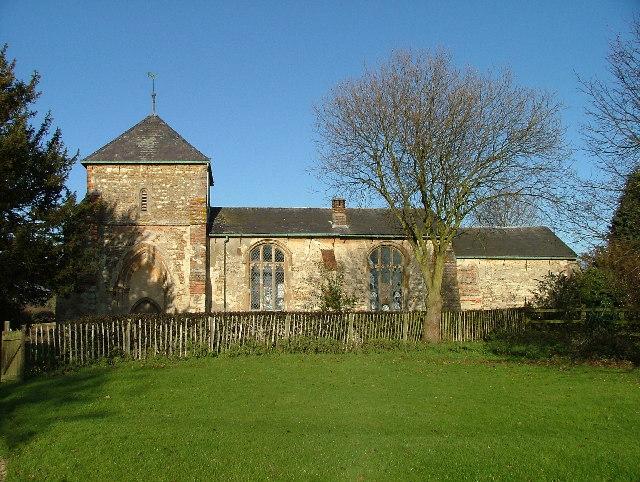 The Parish Church of St Guthlac, Astwick
