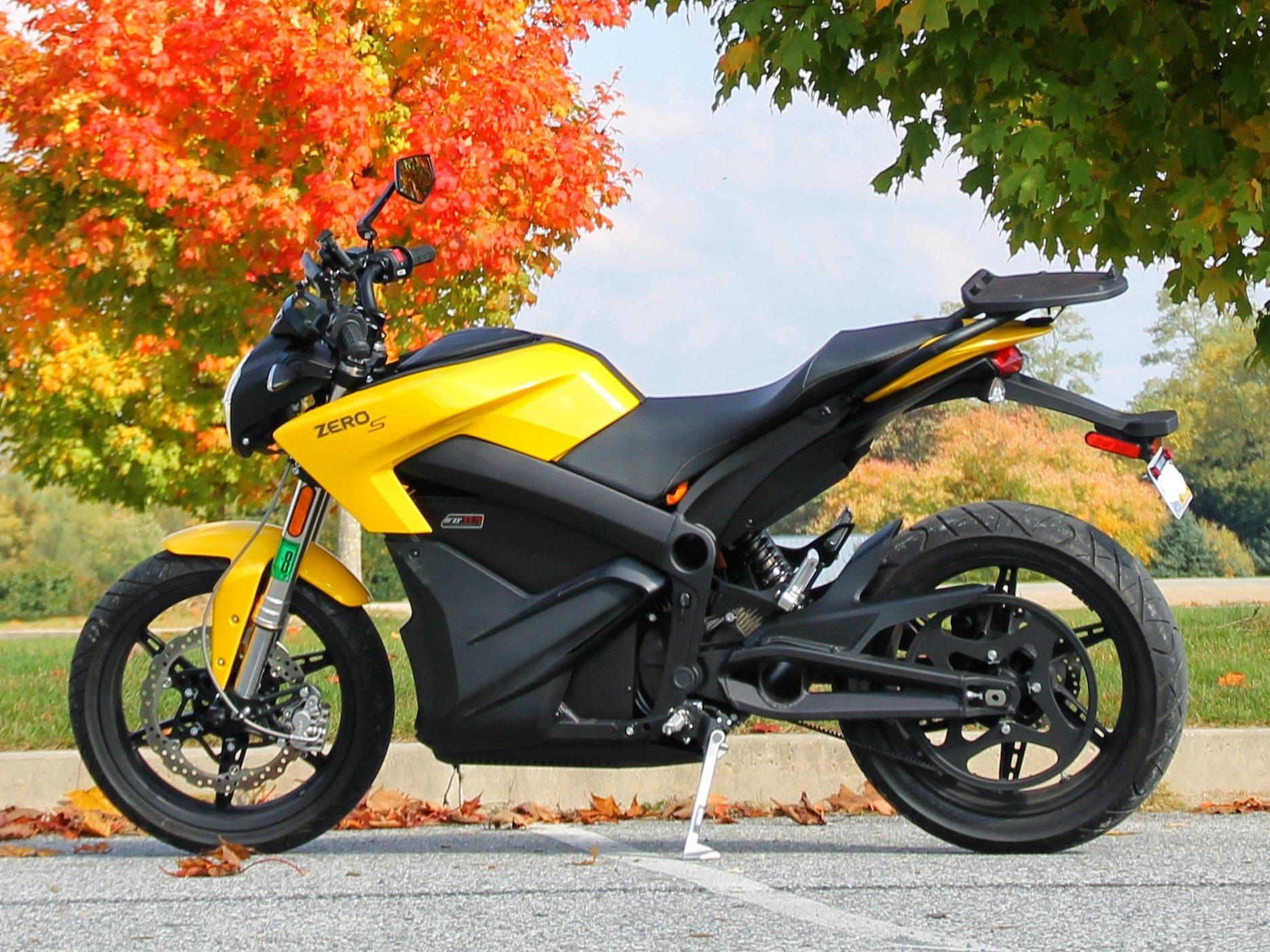Zero Motorcycles Wikipedia