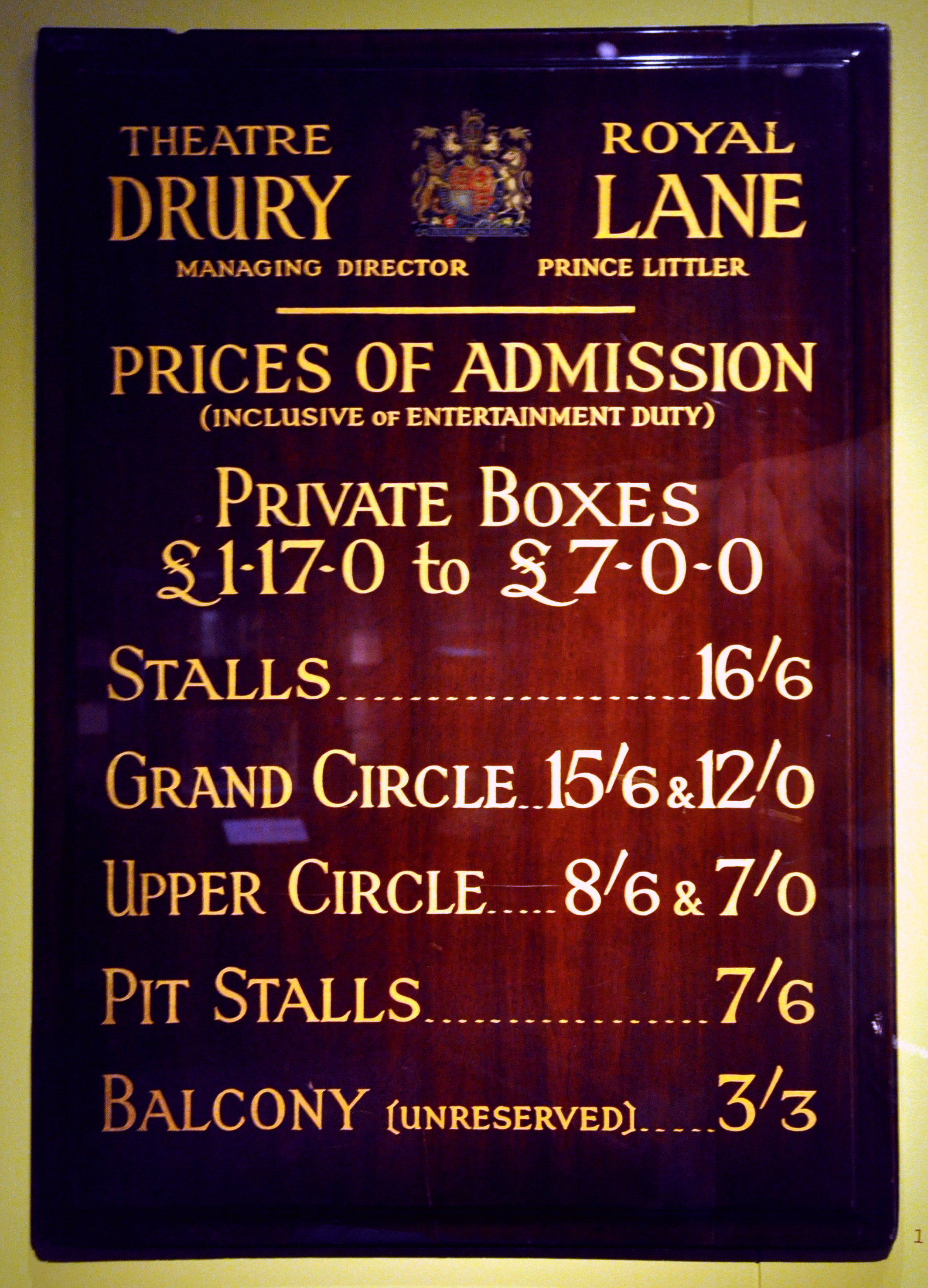 File Drury Lane Notice Board Va