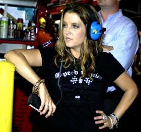 Jackson married Lisa Marie Presley, daughter o...