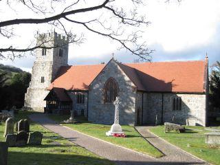 St Mary the Virgin parish church, Selattyn, Shropshire