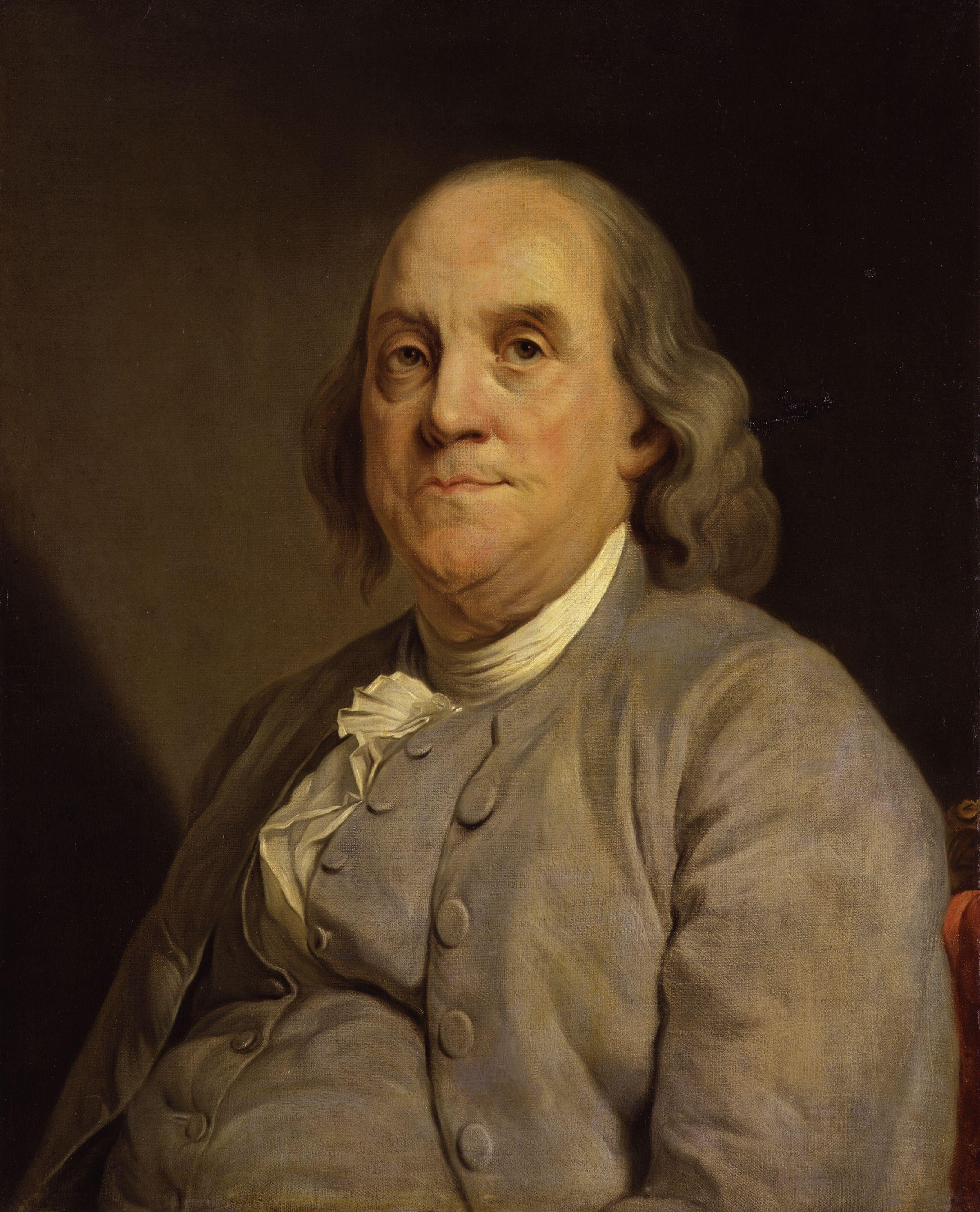Ben Franklin Taught Himself To Write With A Few Clever