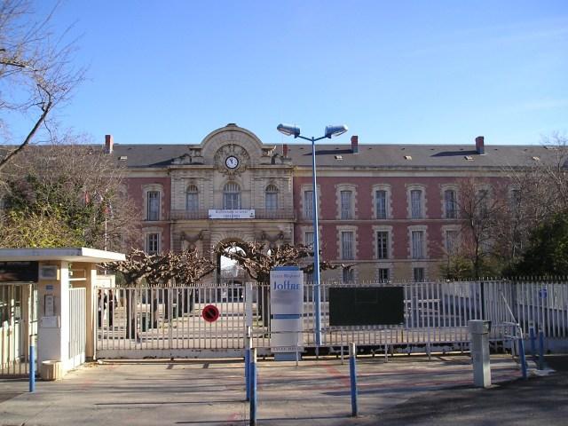 Trường Trung học Phổ Thông ở Pháp