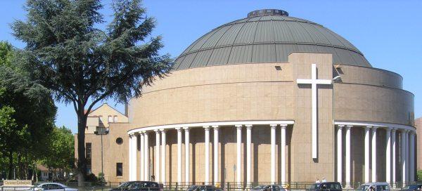 ФайлKarlsruhe ChristusKathedralejpg Википедия