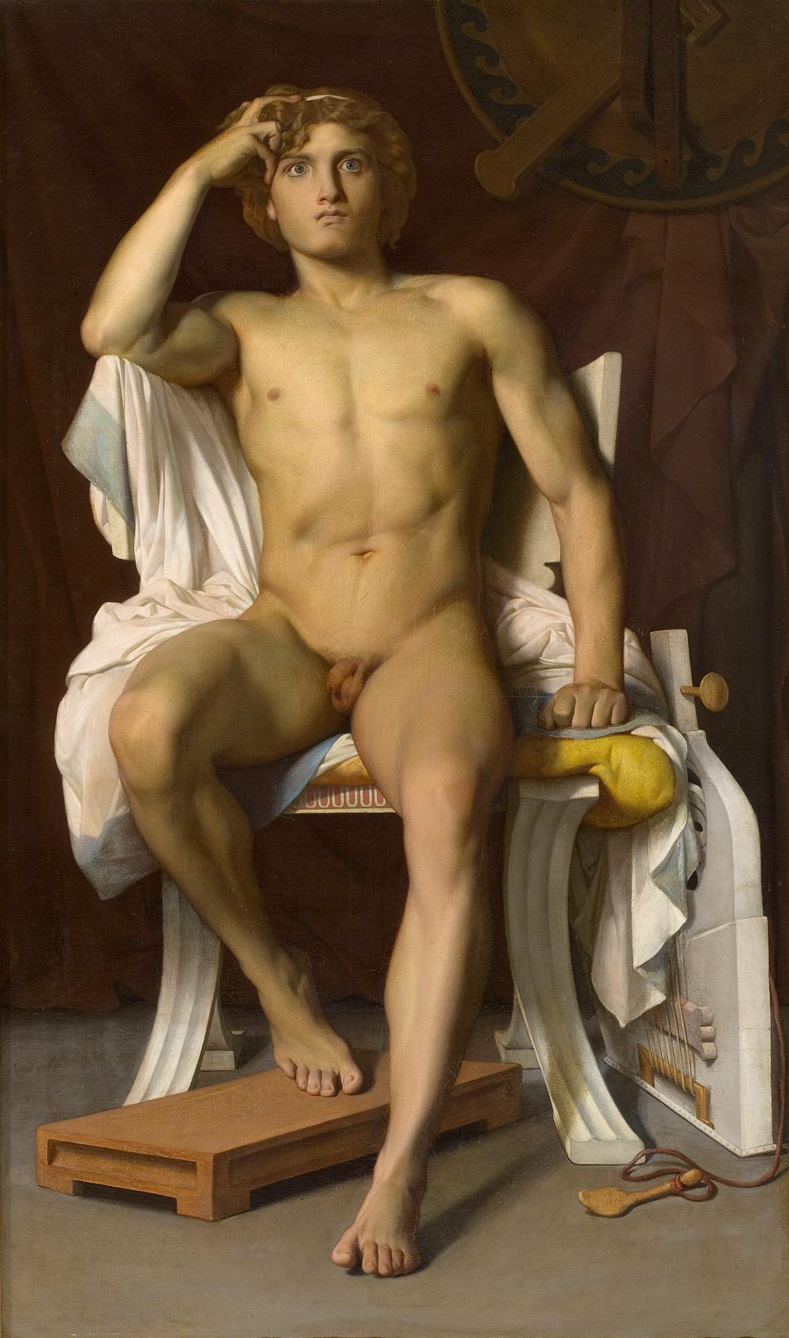 Լեոն Բենուվիլ, «Աքիլեսի Զարհուրանքը»