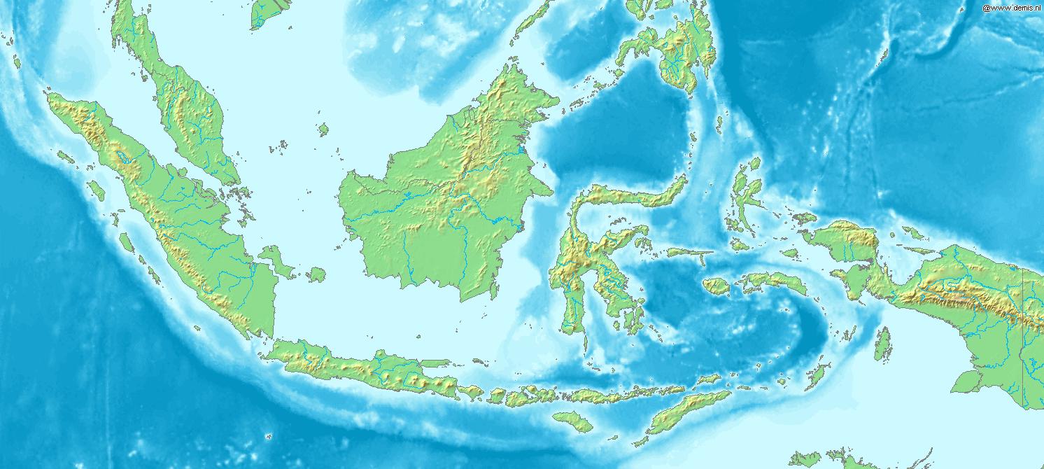 Peta dunia lengkap dengan skala dan penjelasannya. Geografi Indonesia Wikipedia Bahasa Indonesia Ensiklopedia Bebas