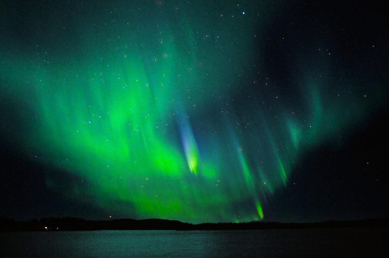 Can You See Northern Lights Alaska September