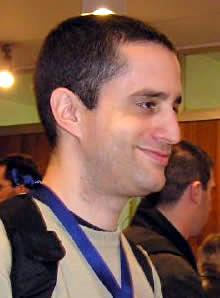English: Zeev Suraski, significant contributor...