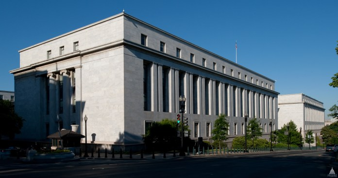 Rayburn House Office Building for First Ever Hearing On Cryptocurrencies