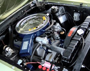 Ford Boss 302 engine  Wikipedia