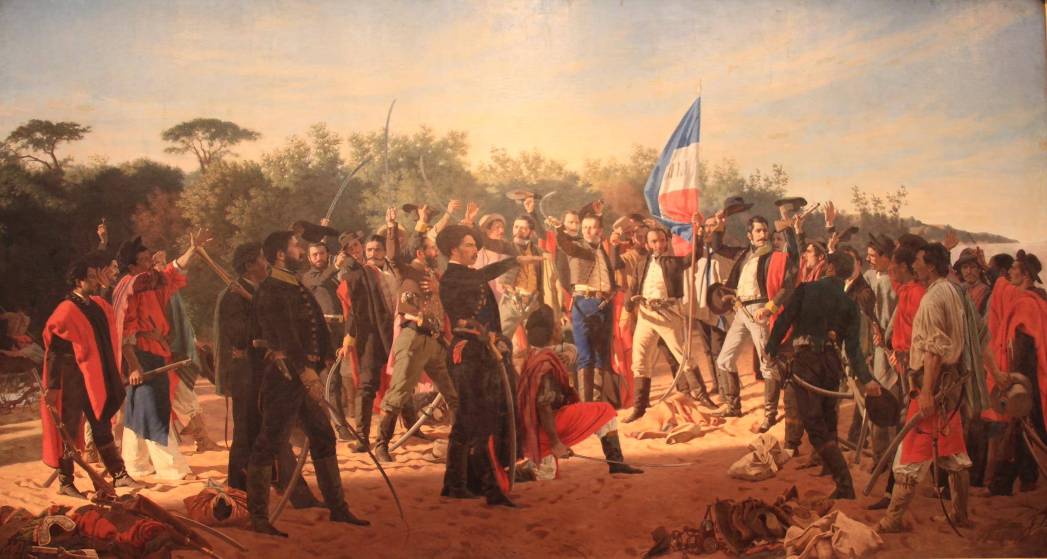 Juan Manuel Blanes - El Juramento de los Treinta y Tres Orientales.jpg
