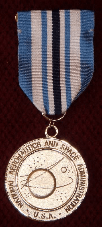 Nasa Outstanding Service Medal Wikipedia