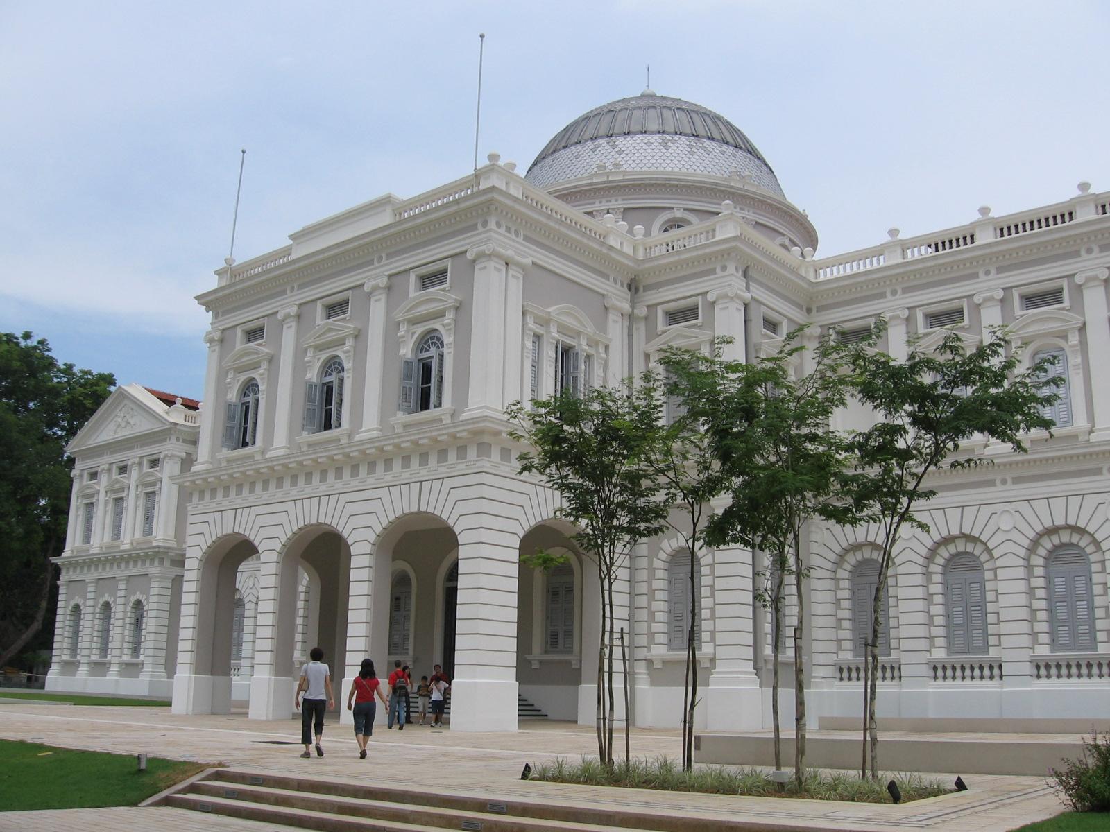File:National Museum of Singapore 3, Aug 06.JPG - Wikipedia on National Museum Of Singapore  id=15018