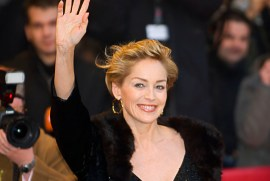 Sharon Stone (clothed)