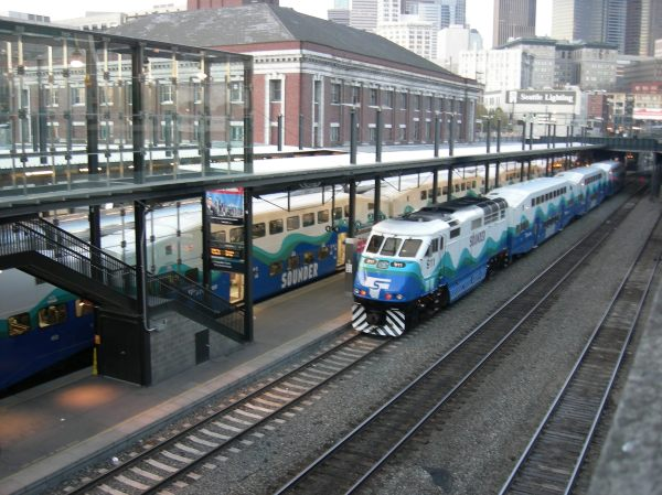 The World on Wheels: TRANSIT REPORT - Seattle