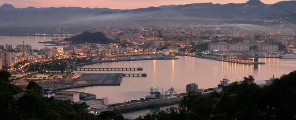 File:Ceuta desde el Monte Hacho, 2008.jpg - Wikimedia Commons
