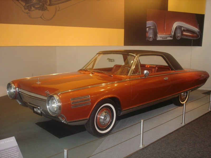 1956 chevrolet cars » Chrysler Turbine Car   Wikipedia Chrysler Turbine Car