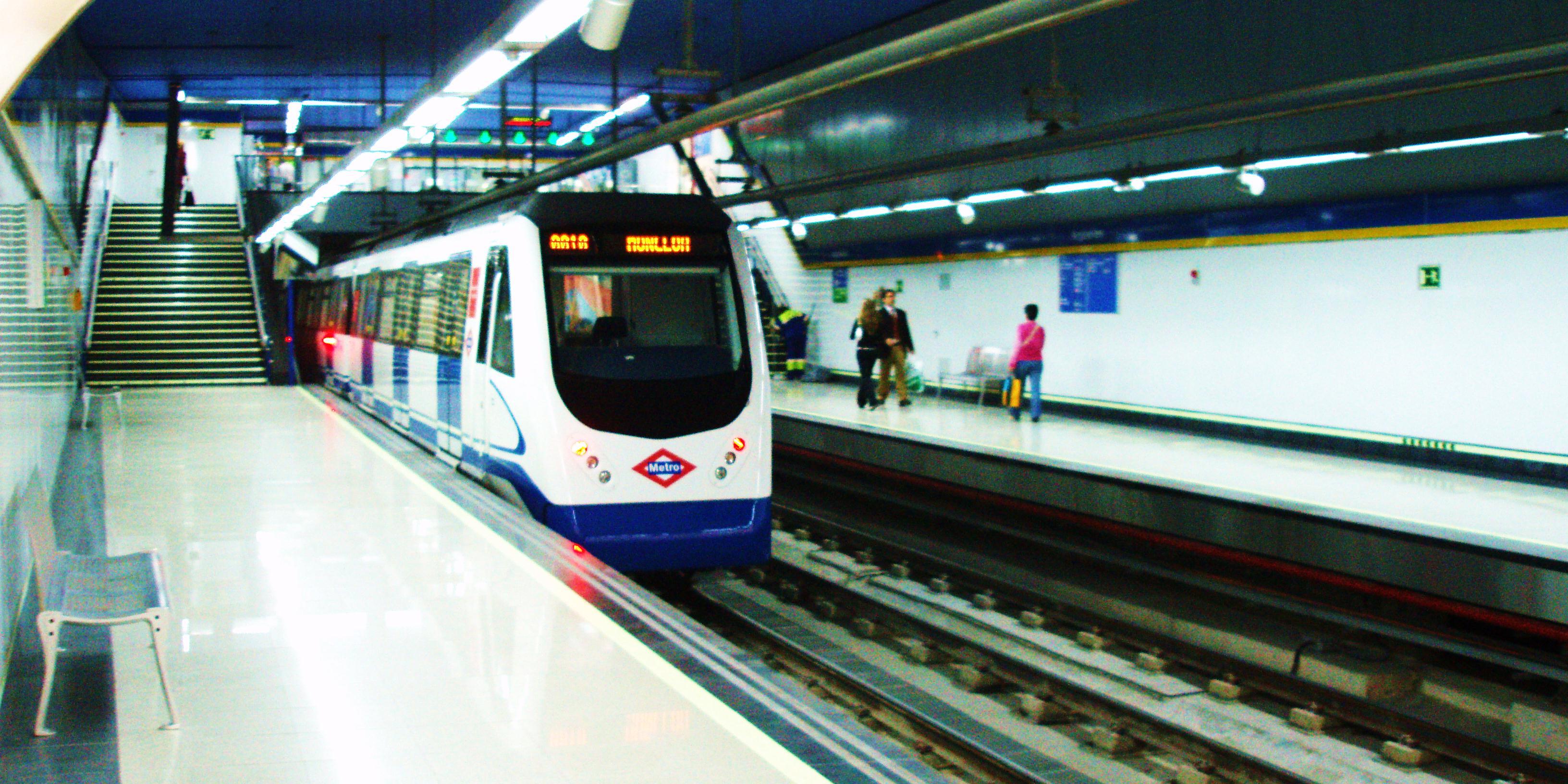 contoh metro bawah tanah
