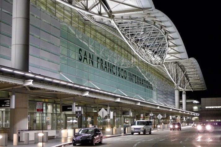 Dall'aeroporto di San Francisco al centro