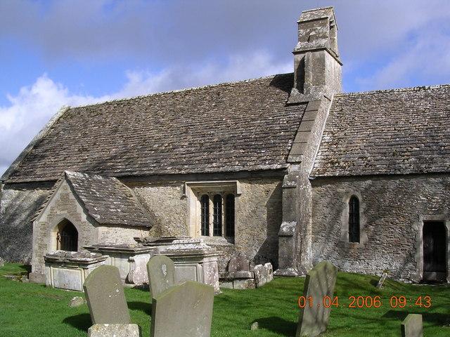 Ampney St. Mary Church
