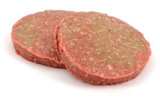 make hamburger patties