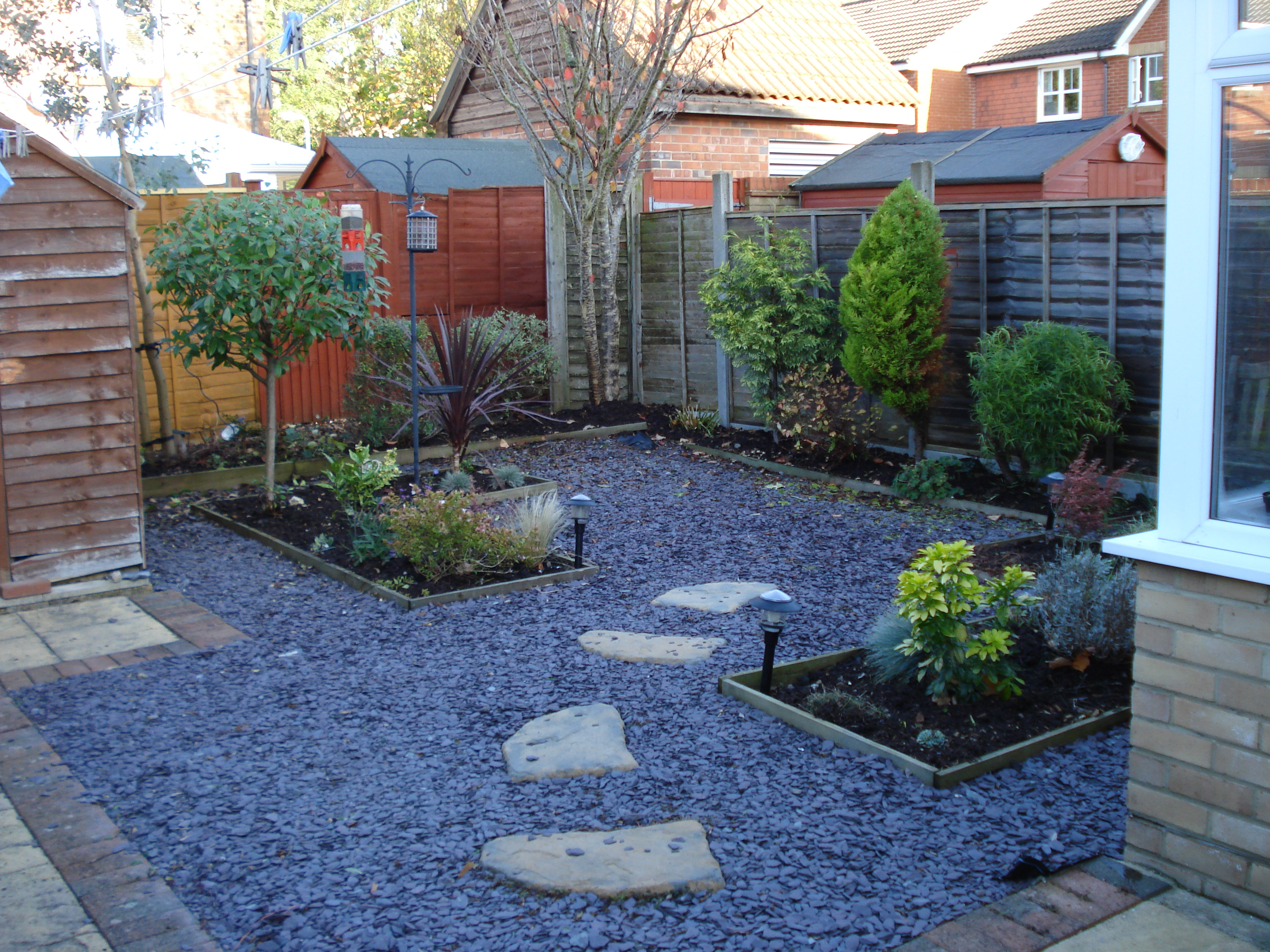 File:Back-garden.JPG - Wikimedia Commons on Non Grass Backyard Ideas  id=12981