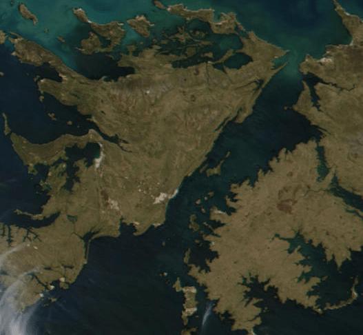 Falklandsund – Wikipedia