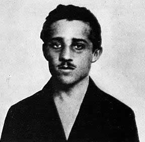 Gavrilo Princip, the Bosnian Serb Yugoslavist ...