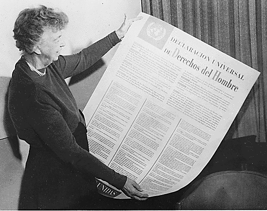 Eleanor Roosevelt and United Nations Universal...