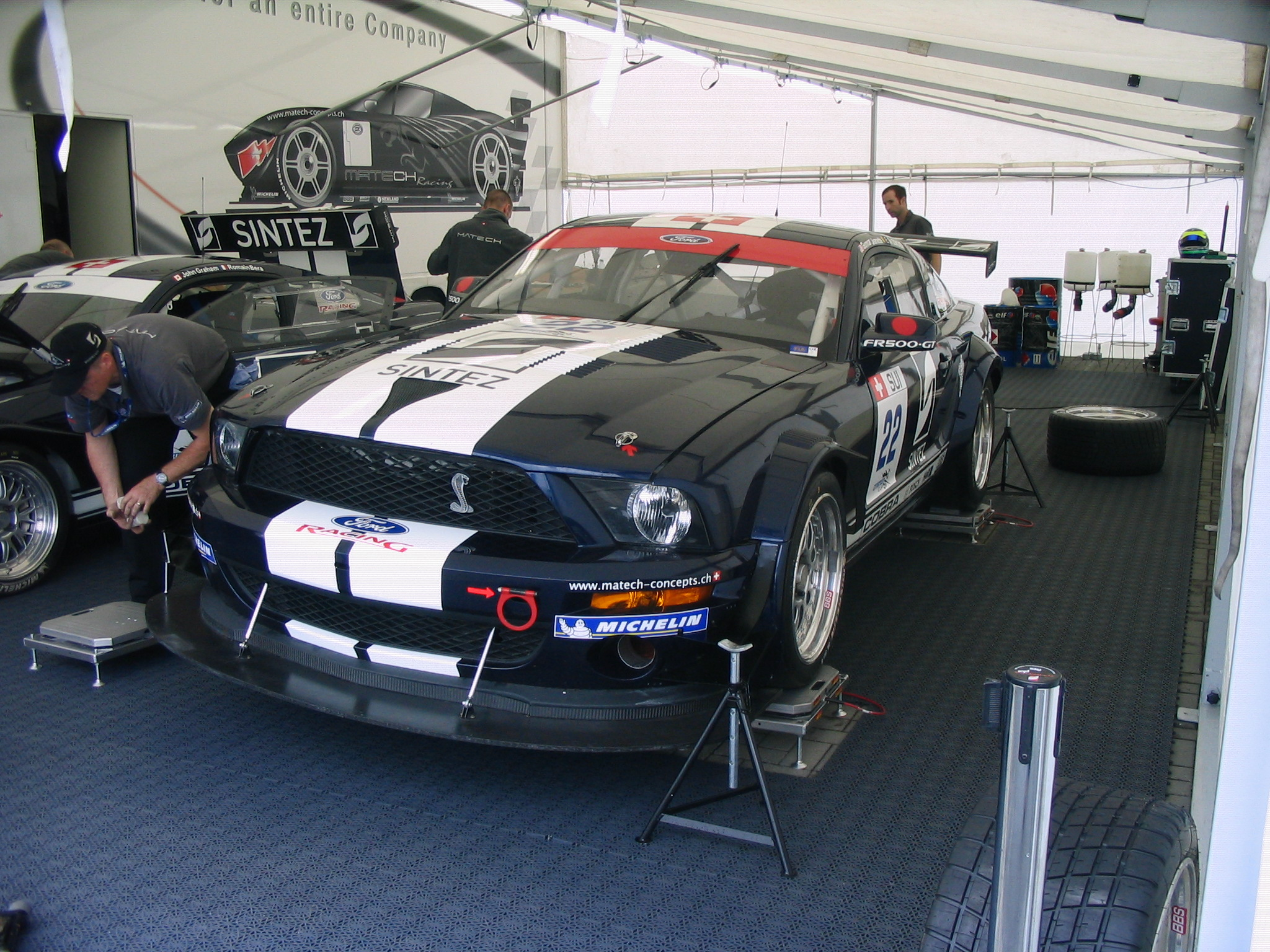 ford mustang fr500 wikipedia