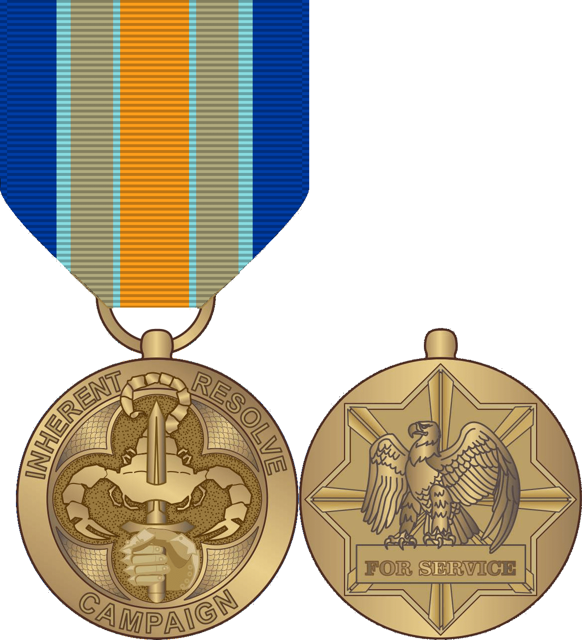 inherent resolve campaign medal wikipedia