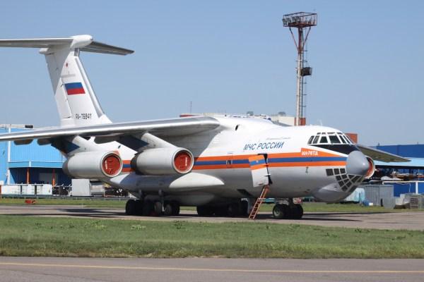 File:RA-76841 Ilyushin IL.76 MCHS Rossii (7273188852).jpg ...