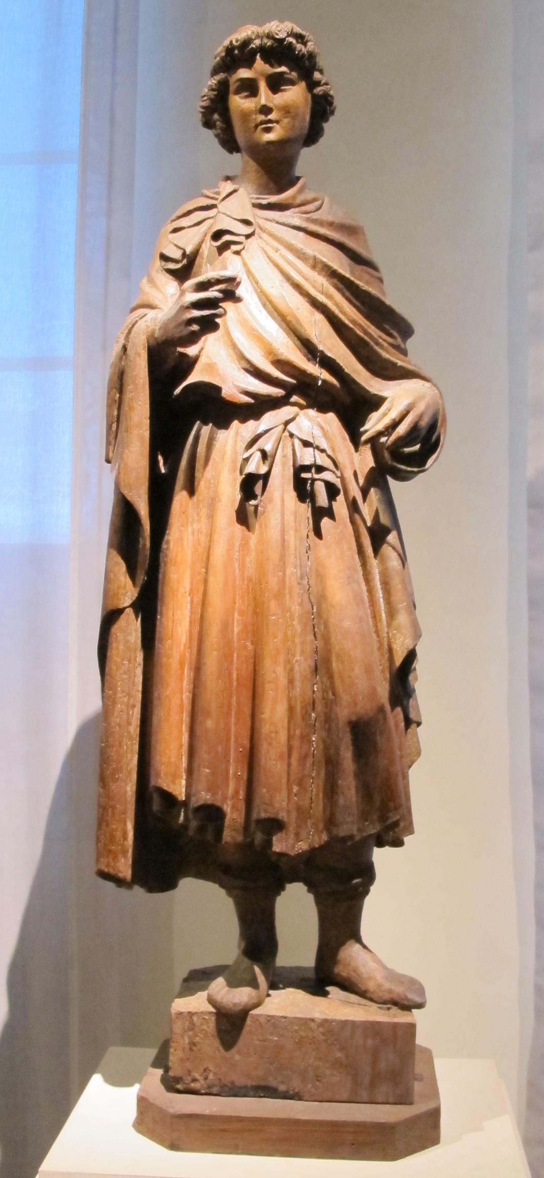 Jacopo della quercia, sant'ansano 02.JPG