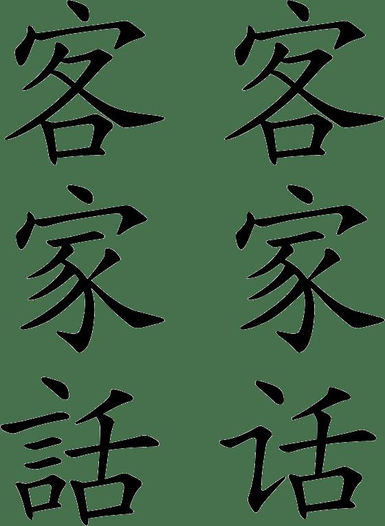 Hakka Chinese - Wikipedia