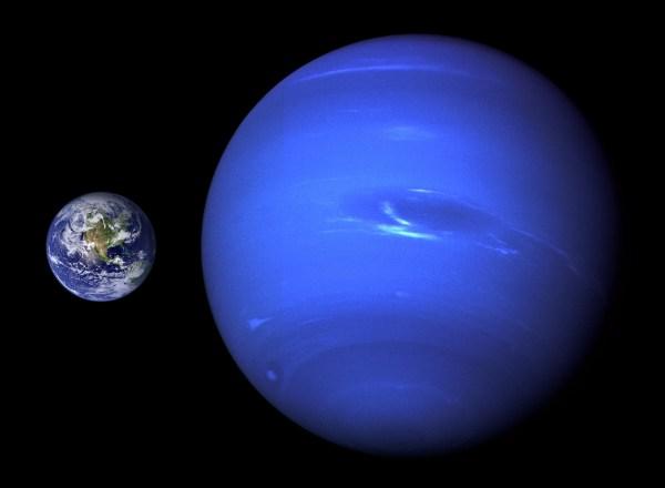 File:Neptune, Earth size comparison.jpg - Wikimedia Commons