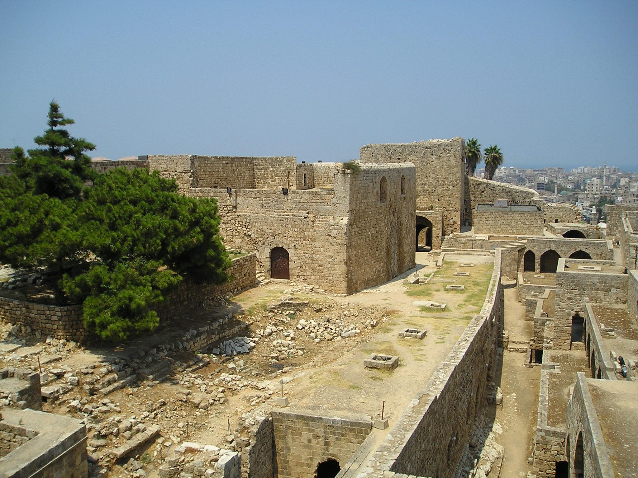 Cittadella di Raimondo di Saint-Gilles